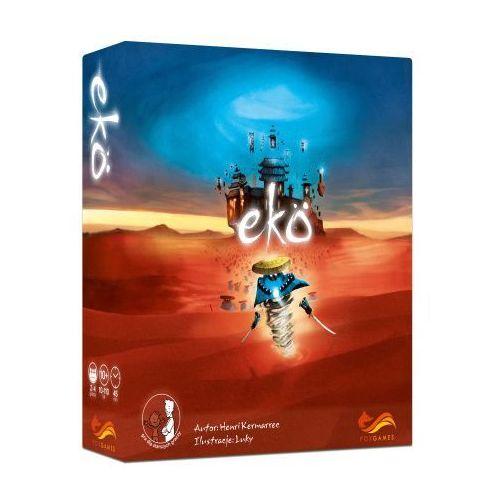 Foxgames Eko - darmowa dostawa kiosk ruchu