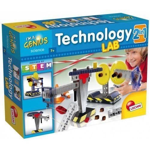 i'm genius technology lab koparki i place budowy marki Liscianigiochi