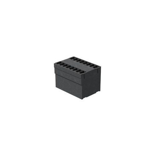 Obudowa męska na PCB Weidmüller 1031050000, Ilośc pinów 22, Raster: 3.81 mm, 50 szt. (4032248760121)