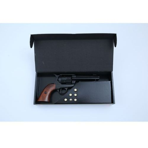 Rewolwer peacemaker 1872 r s.colt usa w lakierowanym pudełku model 1-1186 n marki Denix