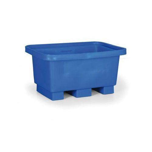 B2b partner Zbiornik plastikowy uniwersalny 200 l, niebieski