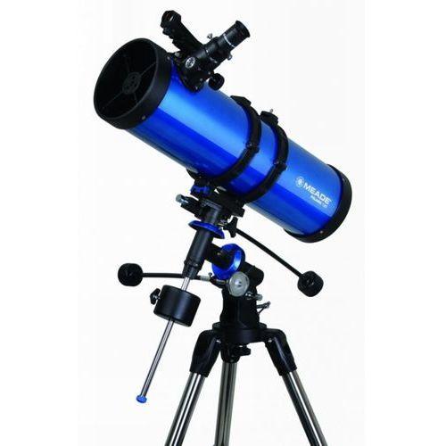 Teleskop zwierciadlany polaris 130 mm eq marki Meade