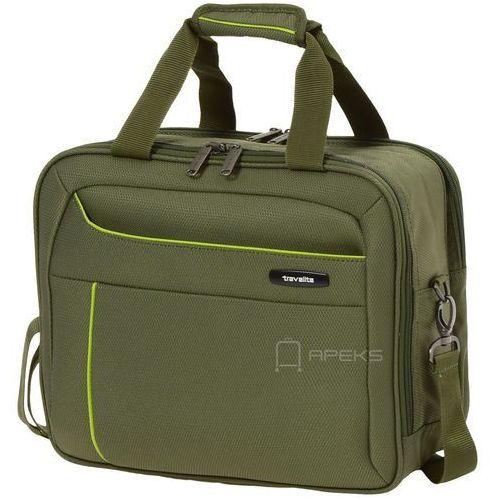 Travelite Solaris mała torba podróżna / podręczna / pokładowa - Oliv