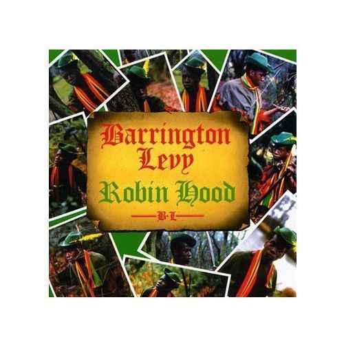 Greensleeves Levy, barrington - robin hood