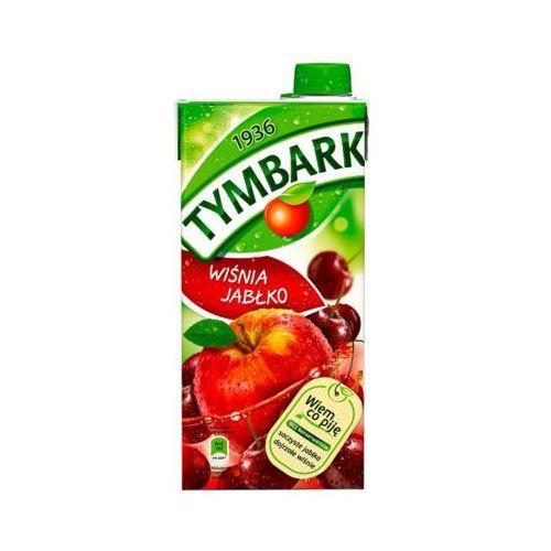 Tymbark  1l wiśnia jabłko napój owocowy