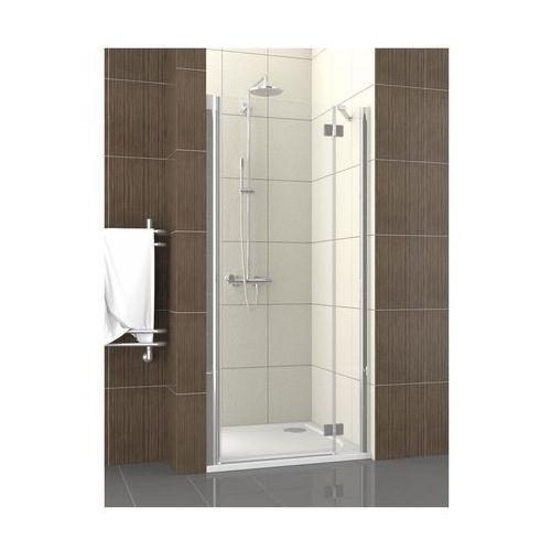Iridum Drzwi prysznicowe valence 90 cm x 185 cm (5902738009018)