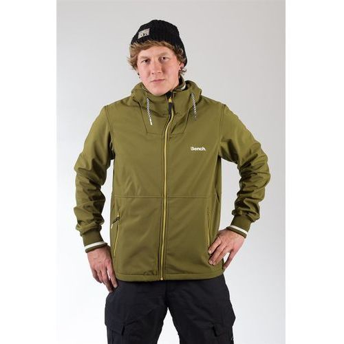 Kurtka - opendraw dark khaki (kh055) rozmiar: xl marki Bench