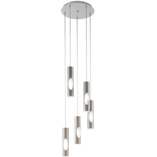 CERATELLA 96905 LAMPA WISZĄCA EGLO LED, kolor nikiel