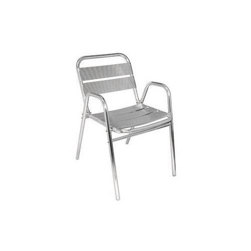 Bolero Krzesło sztaplowane | 600x495x(h)780mm | 4szt.