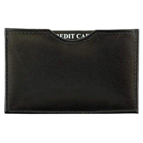 ✅ Etui ze Skóry Blokujące Kartę Kredytową Płatniczą Zbliżeniową RFID