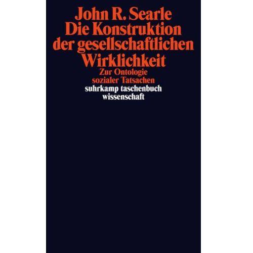 Die Konstruktion der gesellschaftlichen Wirklichkeit (9783518296059)