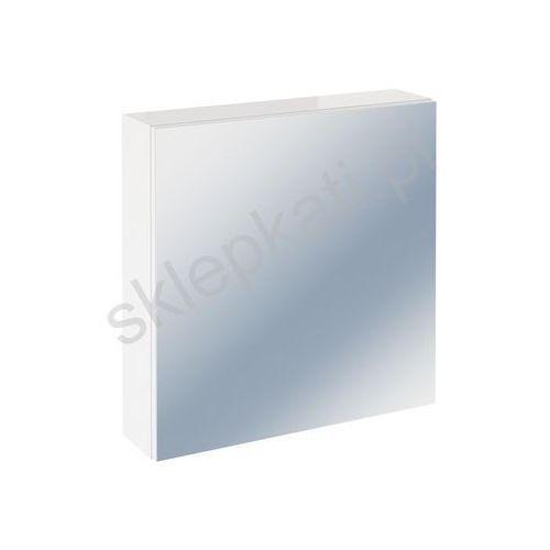 CERSANIT szafka lustrzana Easy / Colour biały połysk S571-026, S571-026