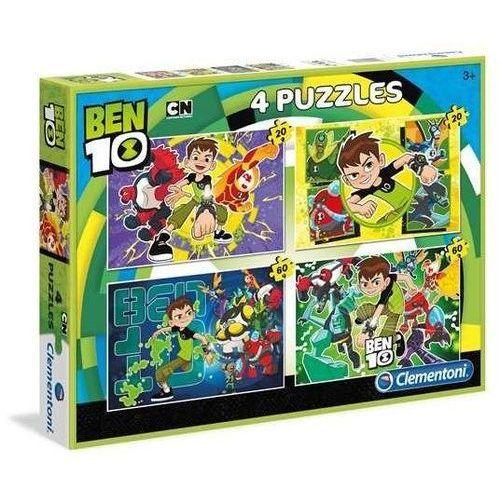 2x20+2x60 elementów Linia Specjalna Ben 10