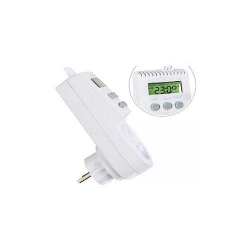 Termostat elektrobock ts05 16a - gniazdkowy marki Hotzone