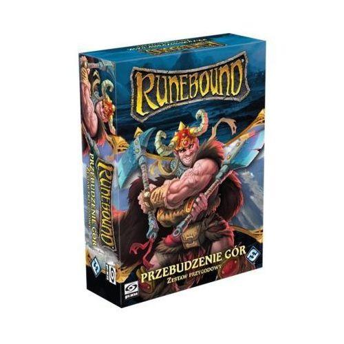 Gra runebound (3 ed.) przebudzenie gór marki Galakta