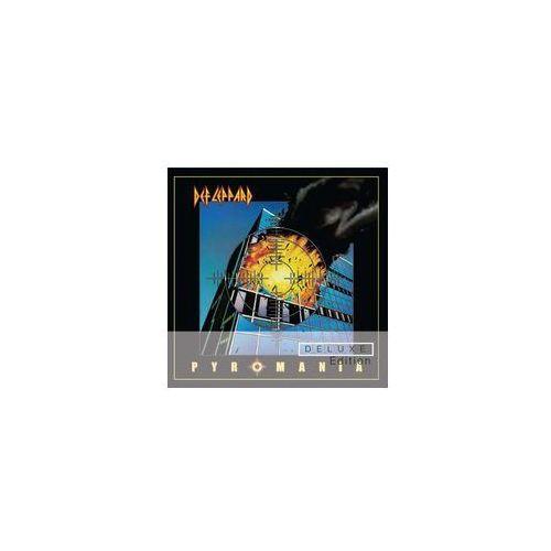 Pyromania - Deluxe Edit. z kategorii Pozostała muzyka