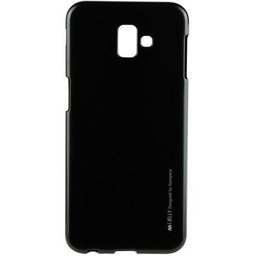 Etui MERCURY I-Jelly do Samsung Galaxy J6 Plus 2018 Czarny, kolor czarny