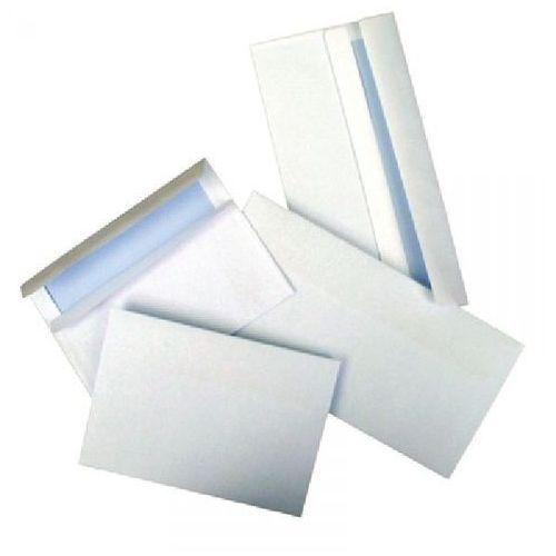 Nc koperty Koperta c-6 samoklejąca okno lewe biała 1000 szt. - x03439
