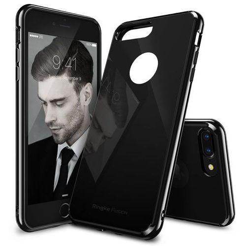 Etui Ringke Fusion Case do iPhone 7 Plus Shadow Czarne, 8809525010035