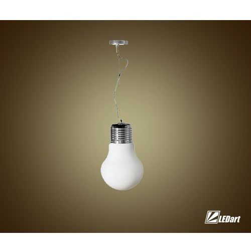 Ledart Lampa biała żarówka fi30