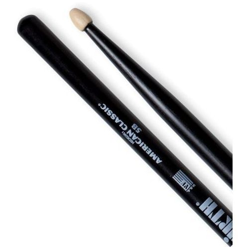 5b black marki Vic firth