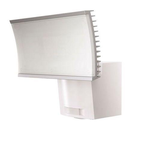 NOXLIGHT FLOODLIGHT - Projektor zewnętrzny Biały LED 20W z czujnikiem