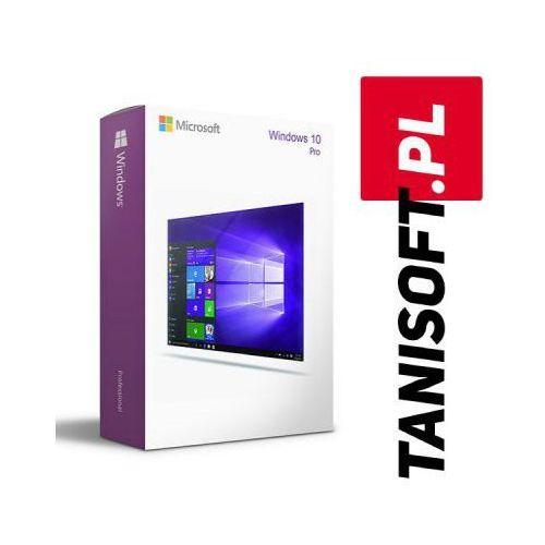 Windows 10 professional polska wersja językowa! marki Microsoft