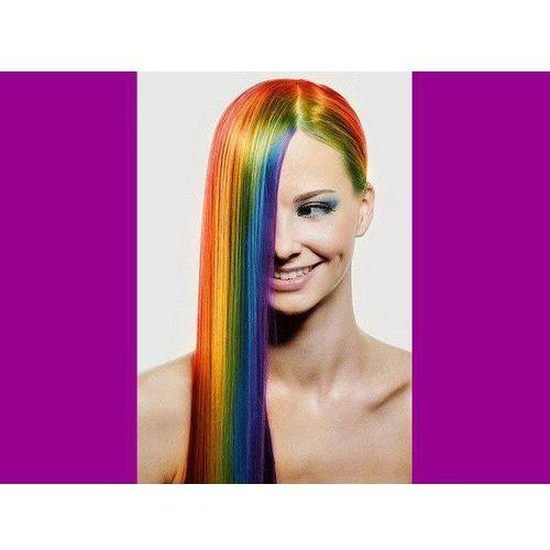 Go Zmywalny kolorowy spray do włosów 125 ml - fioletowy
