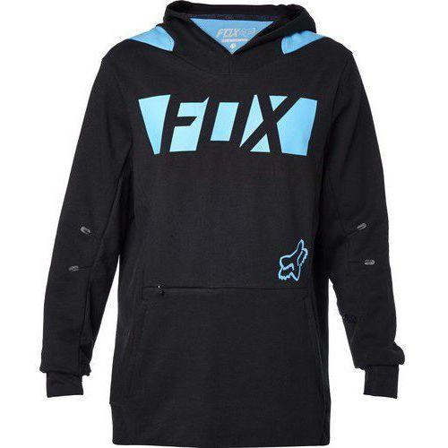 Fox Bluza z kapturem flexair libra black