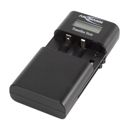 Ładowarka do aparatów Ansmann Powerline Vario 1001-0020 (4013674027606)