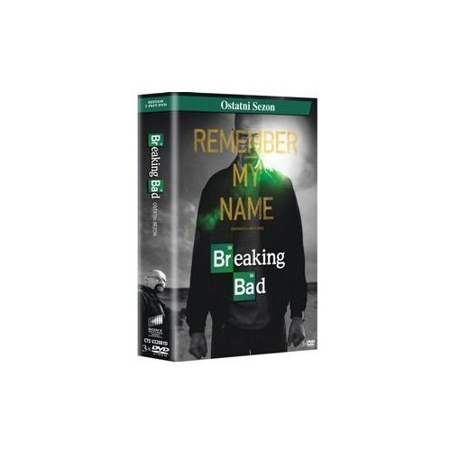 Breaking Bad. Sezon 6 (DVD) - Adam Bernstein, Bryan Cranston (5903570155802)