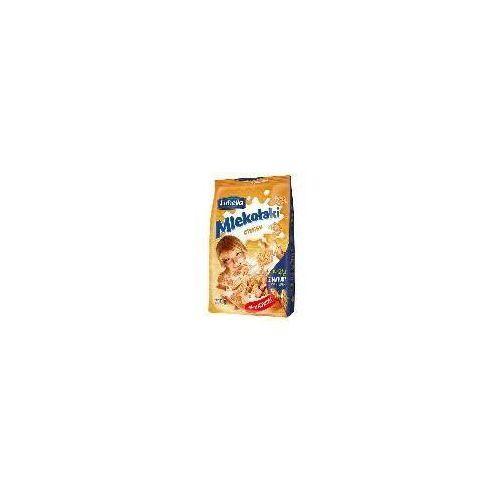 Zbożowe chrupki cynamonowe Mlekołaki Gwiazdki Cinis 250 g Lubella