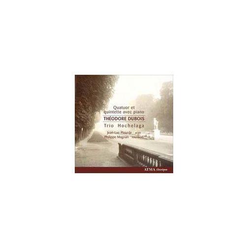Atma classique Quatuor et quintette avec piano - from the series decouvertes francaises: 1890 - 1939 (0722056238526)