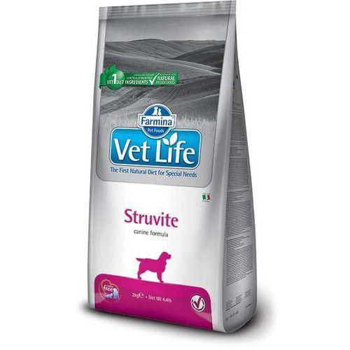vet life struvite dog 12kg- natychmiastowa wysyłka, ponad 4000 punktów odbioru! marki Farmina