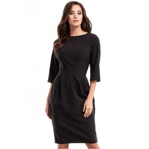 Sukienka model 277 black, Moe