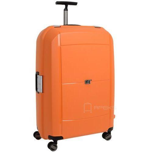 Caterpillar Cloud duża walizka CAT / 82 cm / Honey Orange - Honey Orange