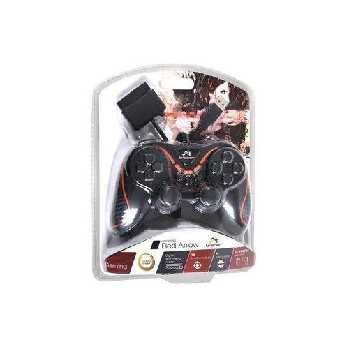 OKAZJA - Gamepad TRACER Red Arrow PC/PS2/PS3 (5907512849538)