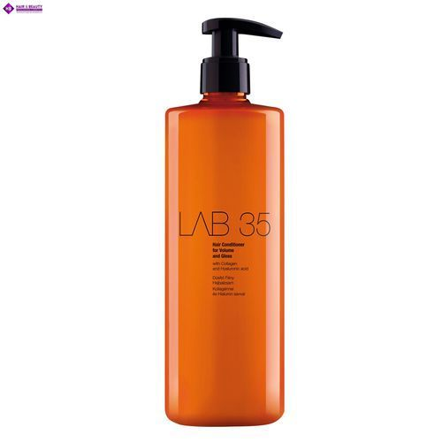 lab35 hair conditioner for volume and gloss - odżywka nadająca objętość i połysk, 500 ml marki Kallos