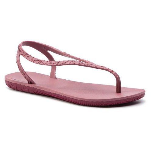 Sandały IPANEMA - Rj Joatinga Fem 26168 Burgundy/Burgundy 20868, kolor różowy