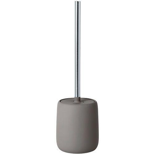 Szczotka do WC ceramiczna podstawa Blomus Sono taupe (B69047) (4008832690471)