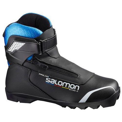 r/combi prolink jr - buty biegowe r. 37 1/3 (23 cm) marki Salomon