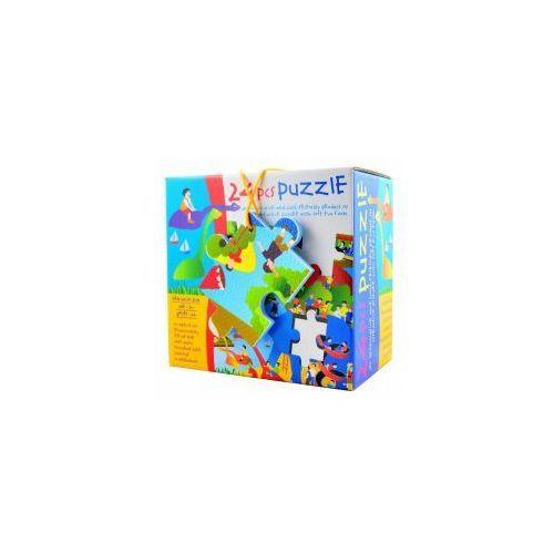 Russell Puzzle 24el. piankowe duże