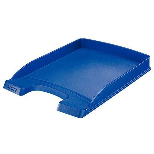 Półka na dokumenty Leitz Plus Slim niebieska