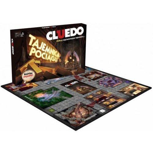 Winning moves Cluedo tajemnica pociągu (5036905028998)