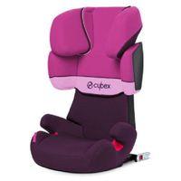 Cybex solution x fix fotelik samochodowy purple rain marki Cybex silver