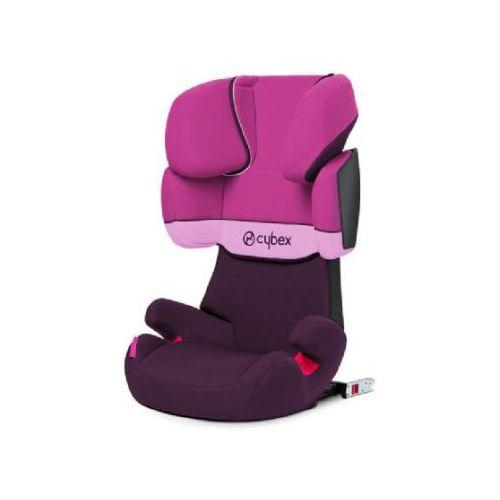 Cybex Solution X Fix Fotelik samochodowy Purple Rain