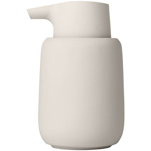 Dozownik do mydła ceramiczny Blomus Sono moonbeam (B69054) (4008832690549)