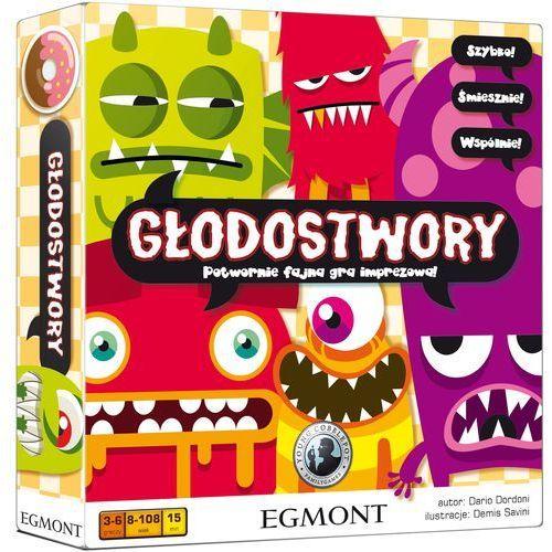 Gra głodostwory marki Egmont