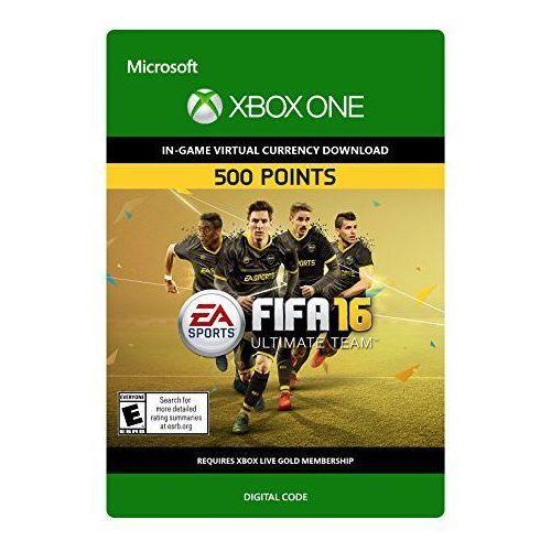 Kod aktywacyjny Gra XBOX ONE Fifa 16 - 500 punktów