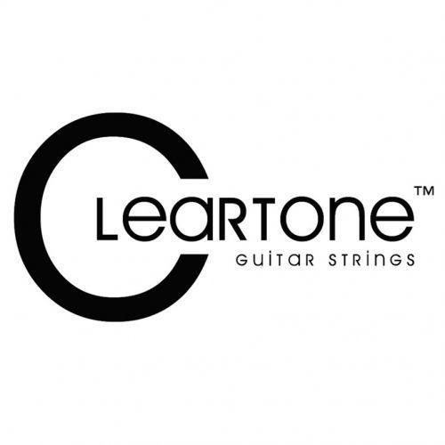 emp electric struna pojedyncza do gitary elektrycznej, nickel-plated, 028, powlekana marki Cleartone